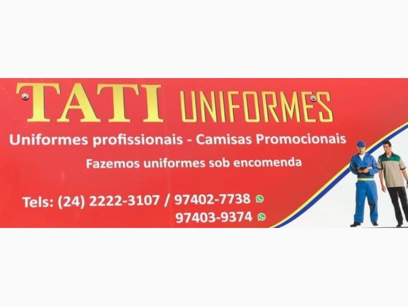 TATI UNIFORMES KNOTS